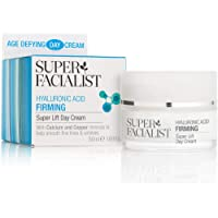 Super Facialist Crema de día reafirmante de ácido hialurónico, antiarrugas y tratamiento nutritivo diurno…
