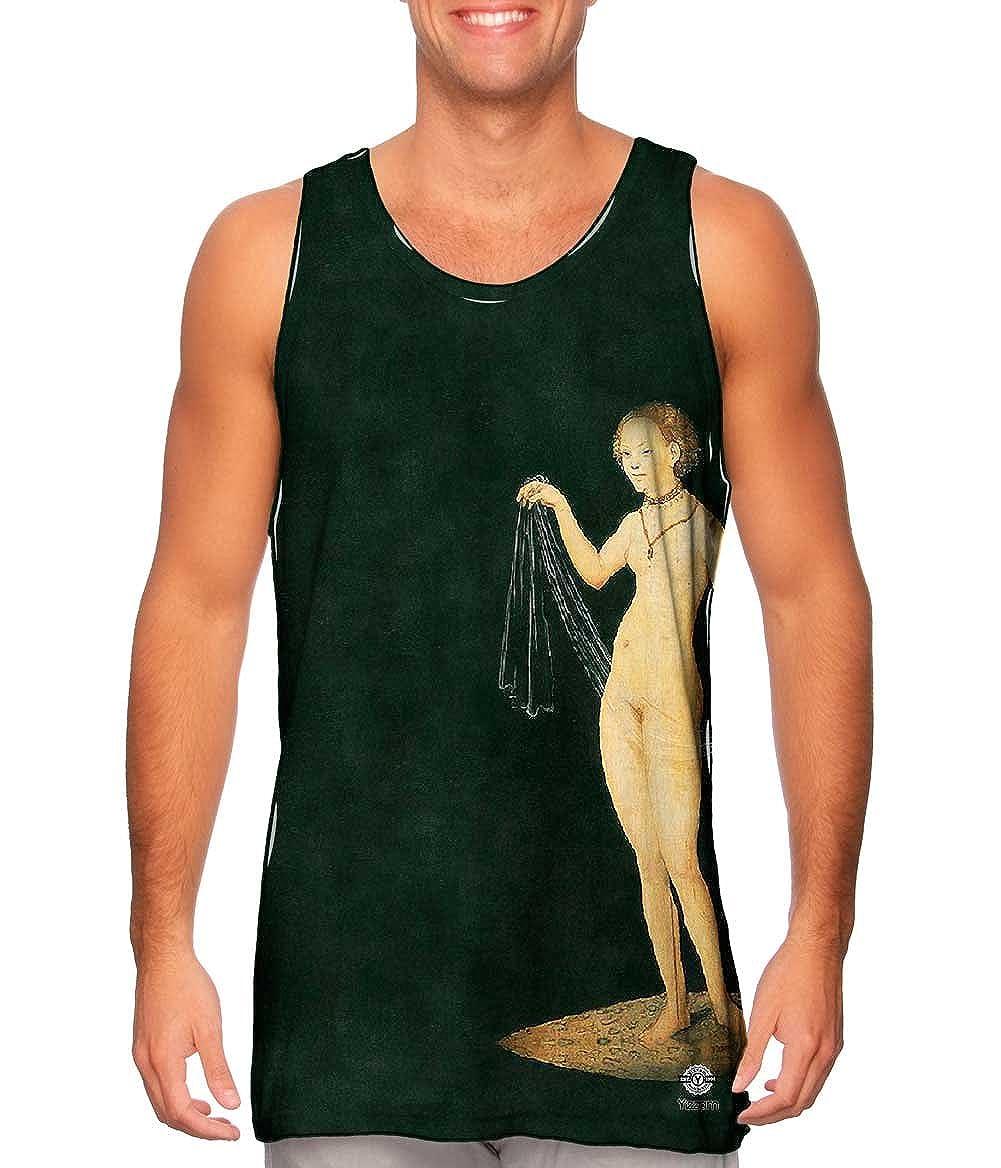 -Tshirt- Mens Tank Top 1532 Yizzam- Lucas Cranach The Elder Venus
