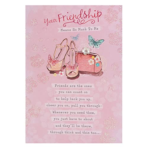 Best Friend Birthday Card Amazon
