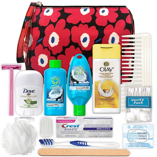 Travel Kit for Woman on the Go.
