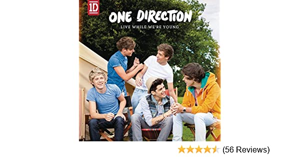 Live While We're Young by One Direction on Amazon Music