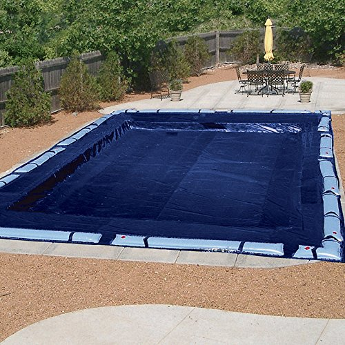 Harris Economy Winter Cover for 25'x50' Inground Rectangular Pool
