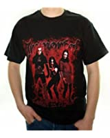 IMMORTAL DAMNED IN BLACK T-Shirt