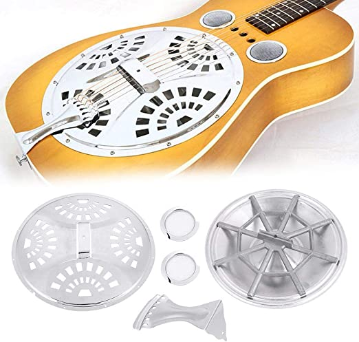 SOULONG - Kit de accesorios para guitarra de resonador con ...