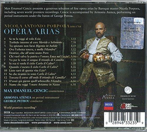 Porpora: Opera Arias by Decca (Image #2)