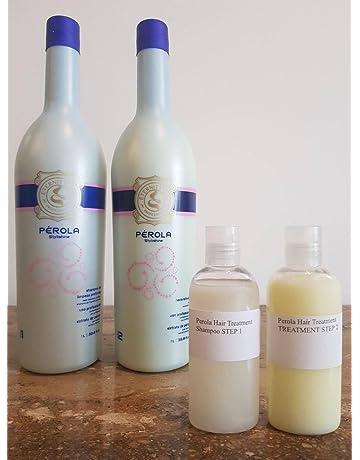Eternity Liss Perola Tratamiento de alisado brasileño 100ml (1 shampoo, 1 tratamiento)