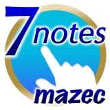 7notes with mazec(New! 手書き入力を強化した新製品)