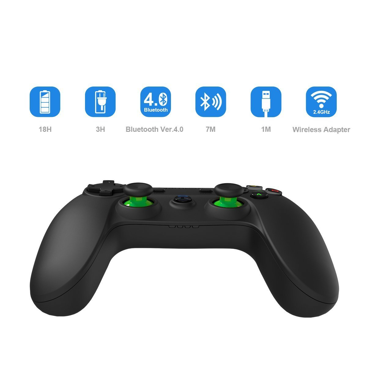 Buy GameSir G3S Advanced Edition 3 in 1 Gamepad/Controller with ...
