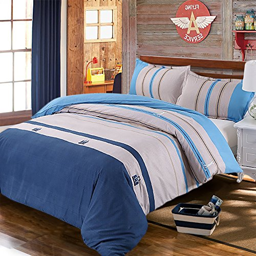 Teen Kids Bedding Set Full/Queen Size 3 Pieces Double Cover