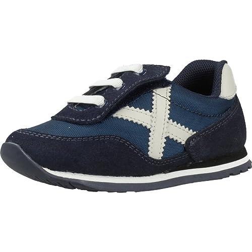 MUNICH Zapatillas Baby Dash 07, Deporte Unisex niño, (1700007 Blanco), 25 EU: Amazon.es: Zapatos y complementos