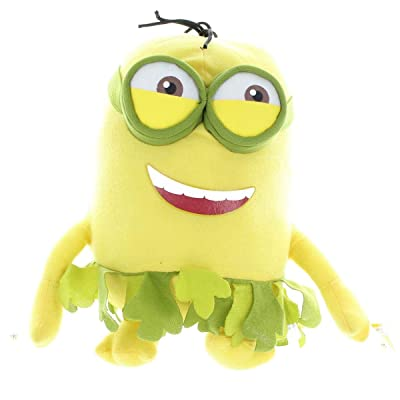 "Toynk Minions Movie Despicable Me 10"" Plush Kevin Au Naturel: Toys & Games"