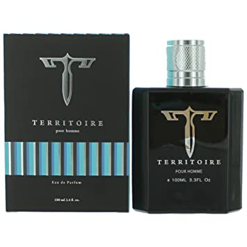 Territoire By YZY Perfume 3.4 oz Eau De Parfum Spray for Men