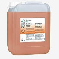 Hygiene VOS crème zeep 10 liter milde waslotion zeep crème abrikoos voor alle gangbare druk dispensersystemen en…