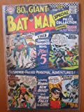 Batman #185, Oct. 1966. 80 Page Giant #G-27