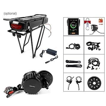 Amazon.com: BAFANG BBSHD - Motor eléctrico para bicicleta ...