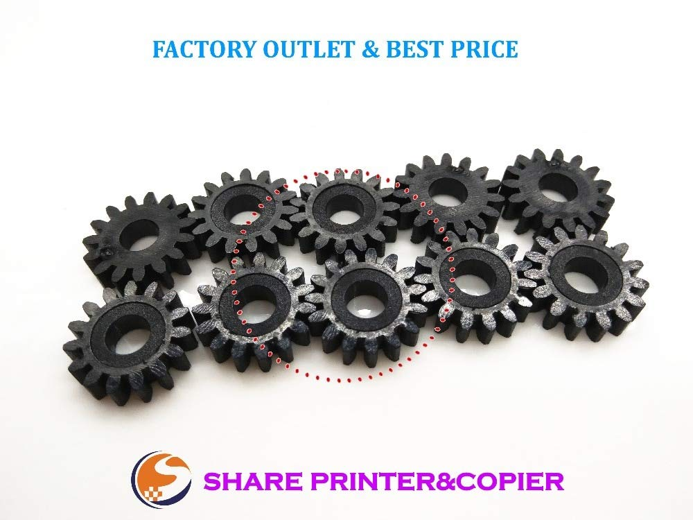 Printer Parts 5 Clutch Gear 15T Carriage Lock for Hp 3180 4480 4580 4500 4660 4600 5788 2488 5610 5740 5750 5780 6310 6318 F4210 F4235 4240