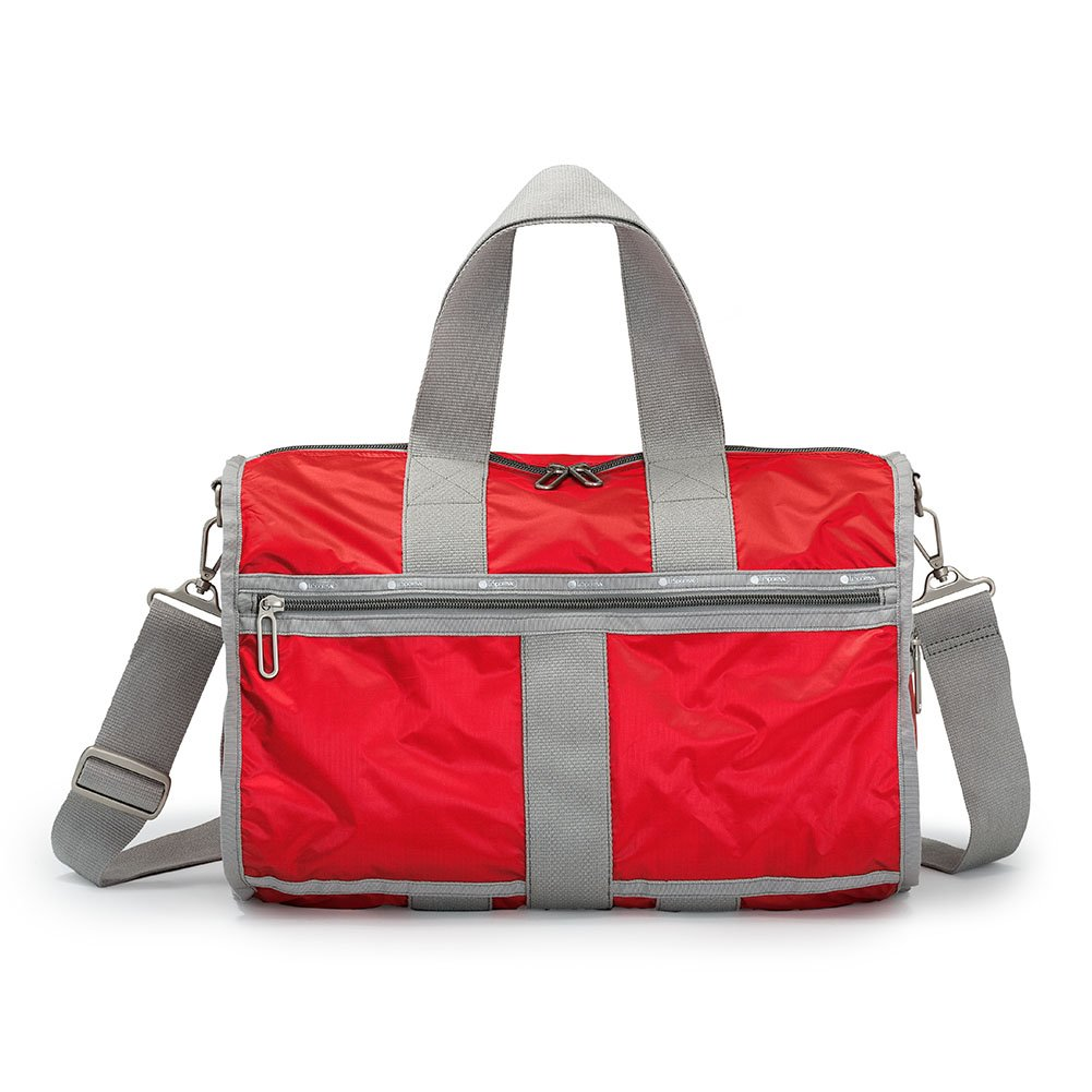 Lesportsac Essential Weekender, Classic Red