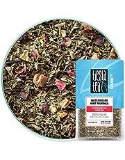 Tiesta Tea, Watermelon Mint Moringa, Loose Leaf Watermelon Mint Herbal Tea, Non-Caffeinated, Wellness Tea, Rich in Nutrients and 1oz Reusable Pouch - 25 Cups