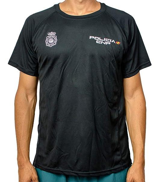Alpimara Camiseta Policía Nacional Técnica Niño  Amazon.es  Ropa y  accesorios a62357fce8f78