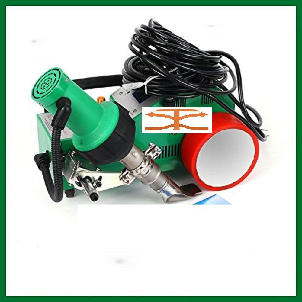 Huanyu lc3000d automático de aire caliente PVC Baner soldador soldadura máquina sin calor Splicing máquina Quilting máquina para sacar lona lienzo: ...
