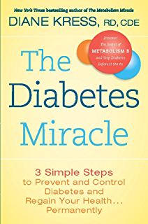 The new bible cure for diabetes ancient truths natural remedies the diabetes miracle 3 simple steps to prevent and control diabetes and regain your health fandeluxe Gallery
