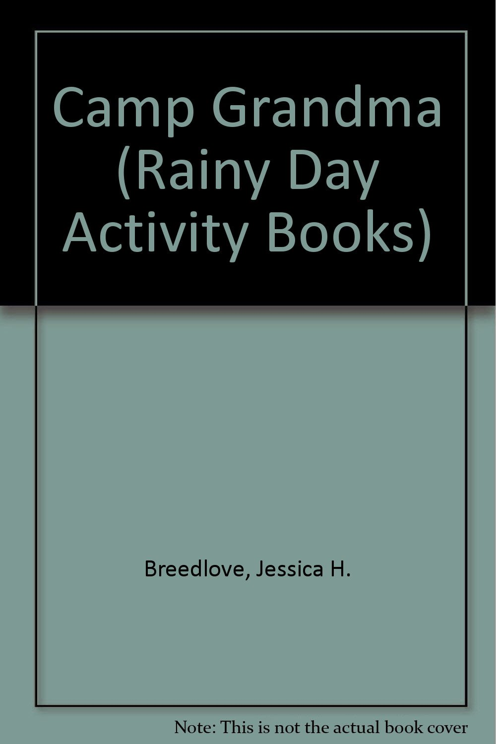 Download Camp Grandma (Rainy Day Activity Books) ebook