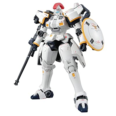 Master Grade Tallgeese Ver. EW 1/100 Scale Action Figure Model Kit: Toys & Games