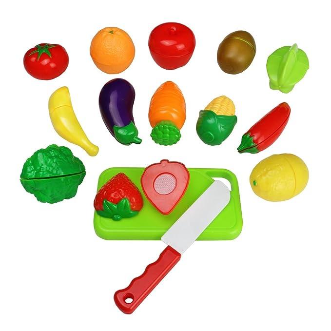 7 opinioni per Giochi Frutta Verdura Giocattolo Cucina