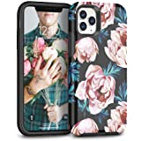 MAXCURY Eternal Series One-Piece Design Premium Soft Silicone Rubber Hard PC Protective Back Cover Skin Box Case for iPhone 1