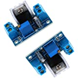 2 pcs LM317 DC-DC Converter Buck Step Down Circuit Board Module Linear Regulator Adjustable Voltage Regulator Power Supply