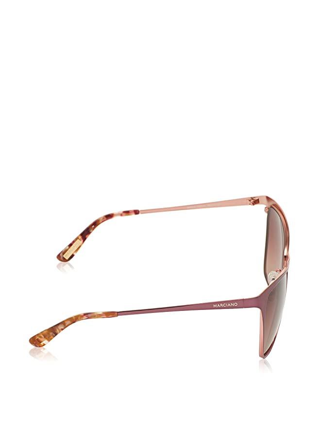 Amazon.com: Guess By Marciano anteojos de sol GM rosas ...