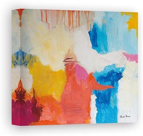 Impresión sobre Lienzo Wall Art Zaman Farida Feeling Zen: Amazon.es: Hogar