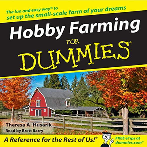 Hobby Farming for Dummies Audiobook [Free Download by Trial] thumbnail