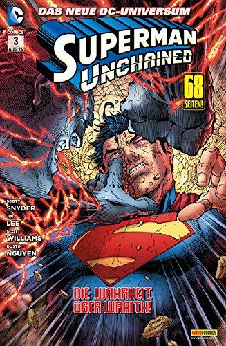 Superman Unchained #3 (2014, Panini)
