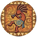 Thirstystone Stoneware Coaster Set, Kokopelli