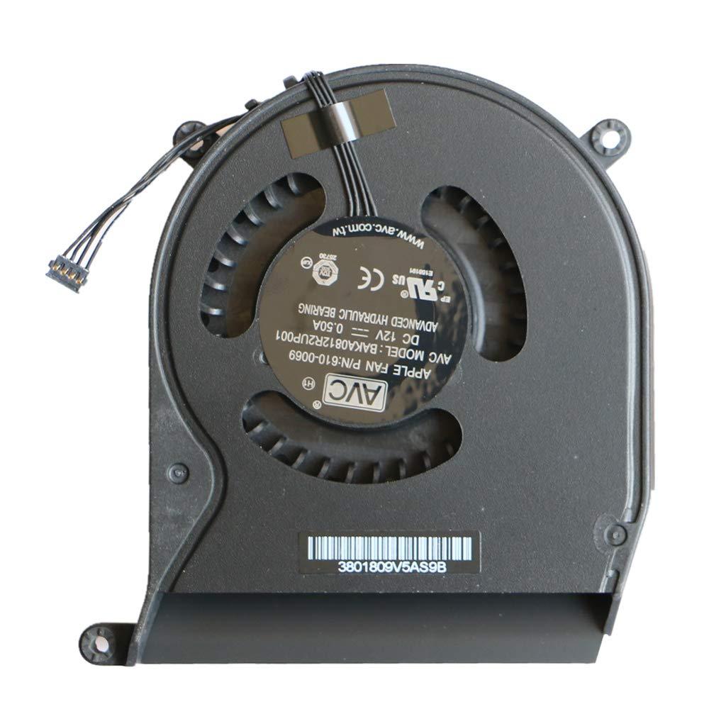 Cooler para Apple Mac Mini A1347 Mid 2011 P/N:610-0069 AVC BAKA0812R2UP001