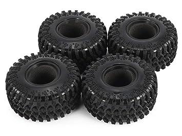 ARUNDEL SERVICES EU T5 4 x 130 mm Neumáticos de Rock Crawler Ruedas Neumático para 1