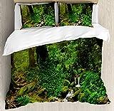Landscape Duvet Cover Set by A