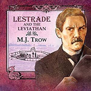 Lestrade and the Leviathan Audiobook