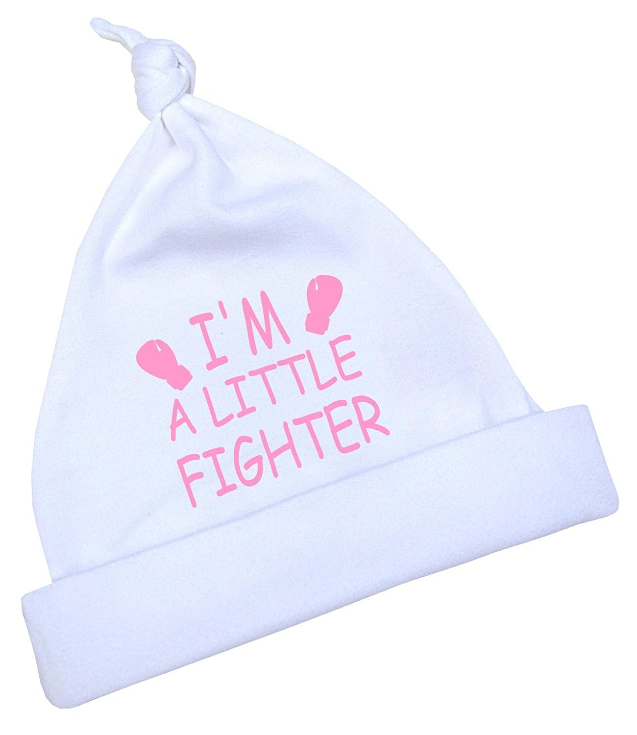 BabyPrem Premature Baby Hat Little Fighter Boy Girl Clothes 1.5-7.5lb LB005LF