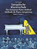 Méthode Européenne Volume 3 - Piano