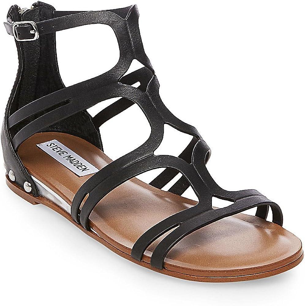 Steve Madden Womens Delta Gladiator Sandal