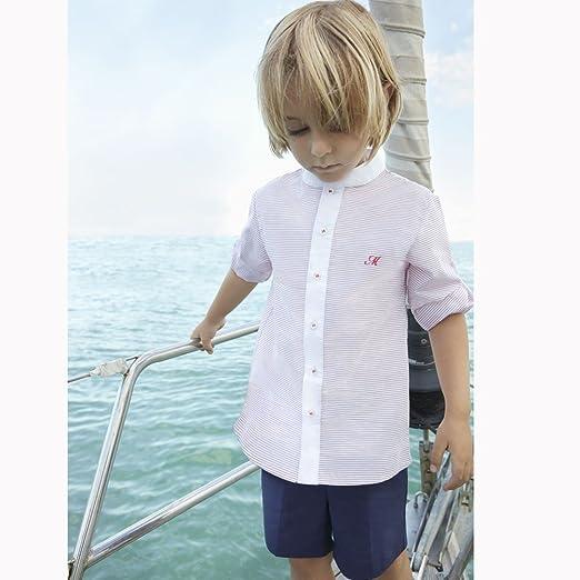 MIRANDA - Camisa NIÑO niños: Amazon.es: Ropa y accesorios