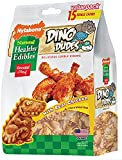Nylabone Healthy Edibles Dino Dudes Dog Chews 15ct