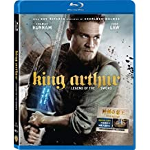 King Arthur Legend Of The Sword (Region Free Blu-ray) (Hong Kong Version / English Language. Mandarin Dubbed) 神劍亞瑟王
