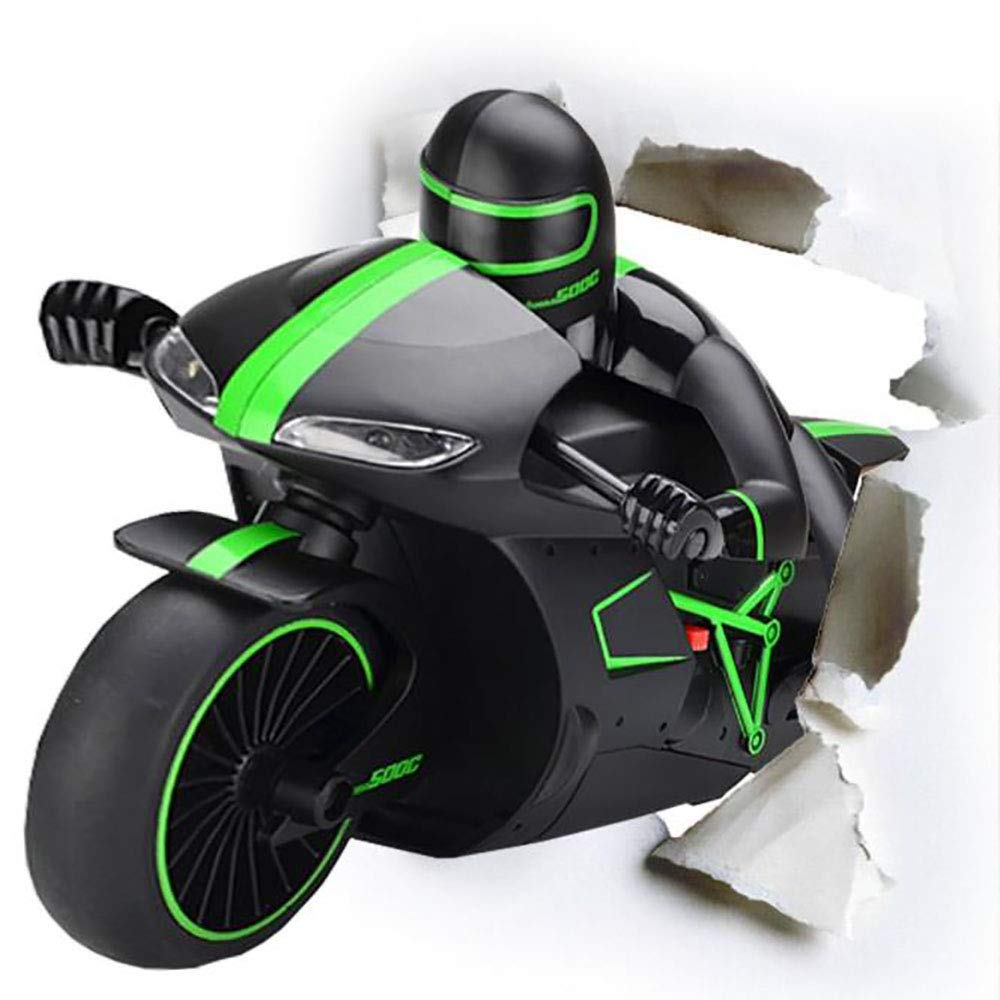 Children's high-Speed Drift Large-Scale Remote Control Toys Charging Resistant to Falling Four-Way Motorcycle LIJUN