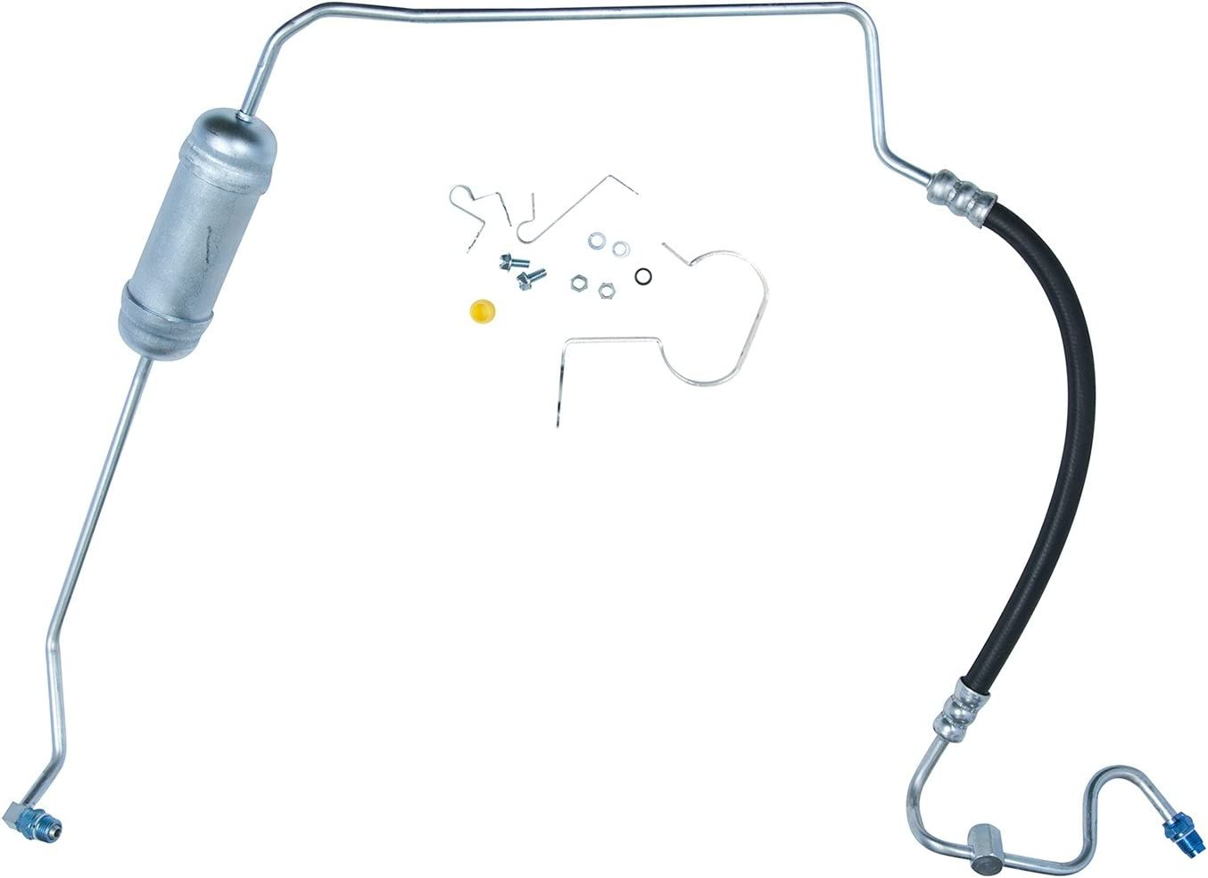 Power Steering Pressure Line Hose Assembly-Pressure Line Assembly Edelmann 92107