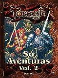 capa de Só Aventuras - Volume 2