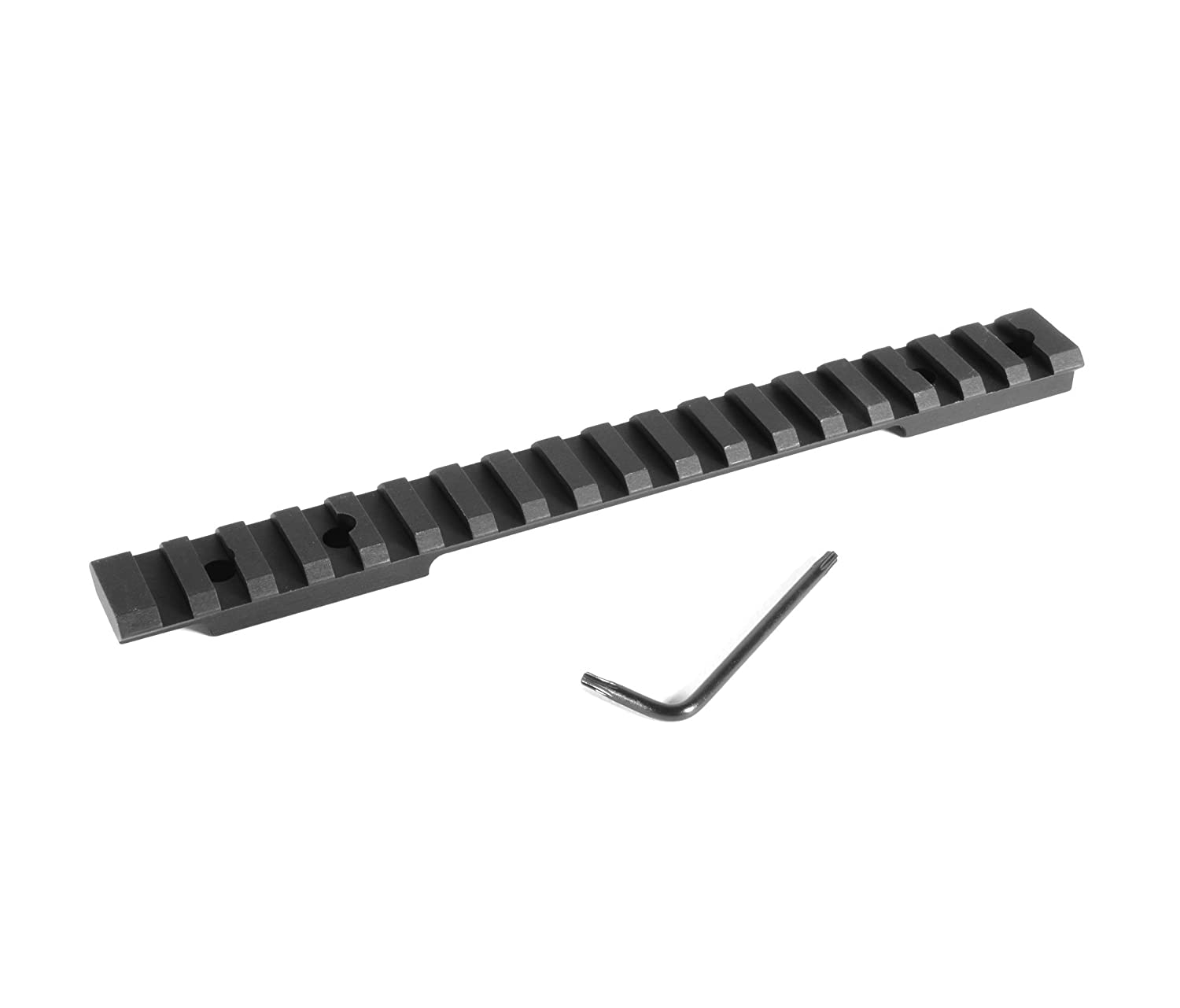 EGW HD Savage Round Back Long Action 20 MOA Drilled for 8-40 Screws