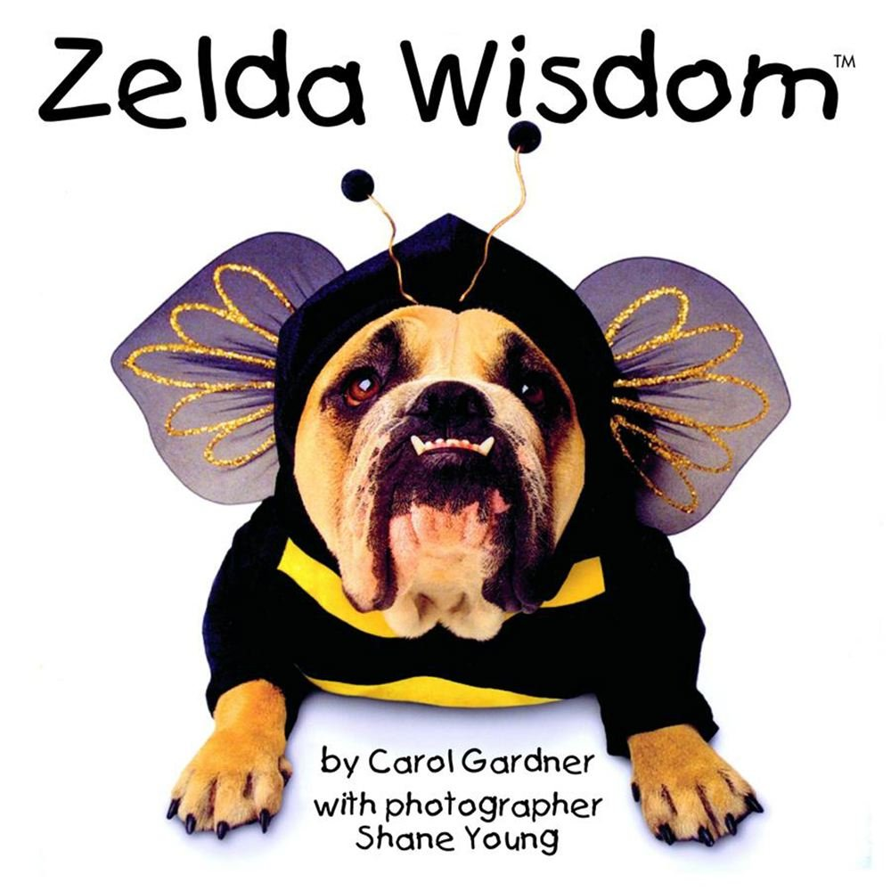 Zelda Wisdom: Carol Gardner, Shane Young: 0050837205437: Amazon: Books